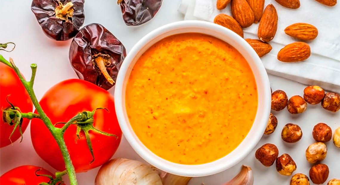 salsa romesco para acompañar cabritillo