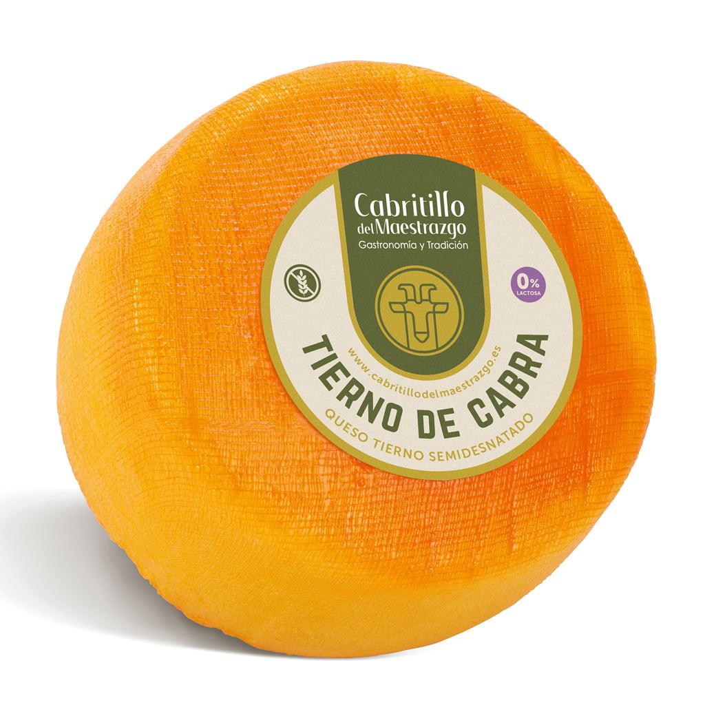 queso tierno de cabra artesano