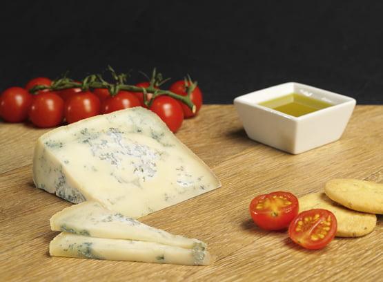 queso de cabra azul artesano