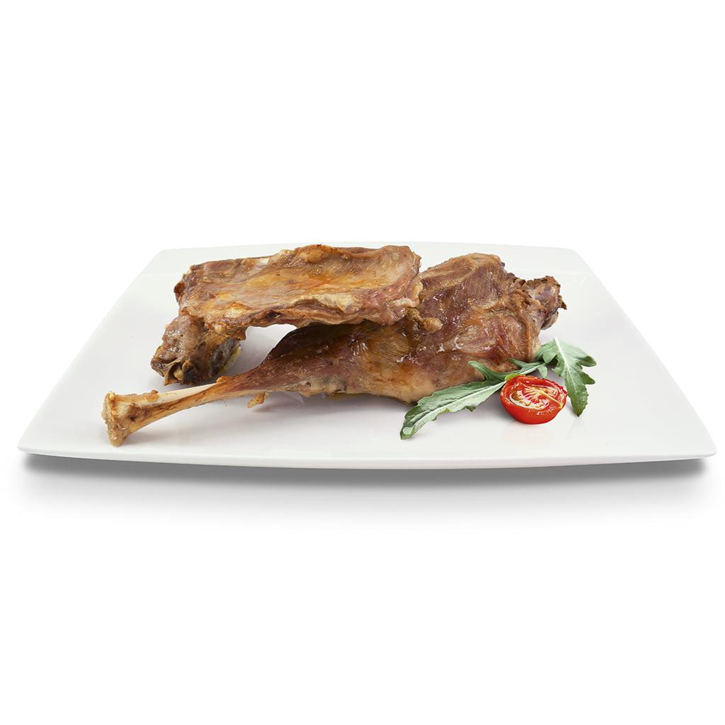 plato cabrito gourmet
